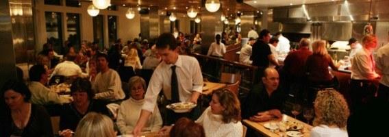 Siniestro en restaurante
