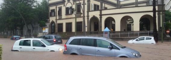 El Consorcio del Seguro afrontará unos 1.700 siniestros por las inundaciones en Tenerife