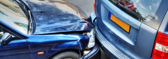 Los casos más comunes de accidentes de coche