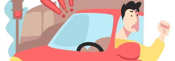 ¿Cuál es el comportamiento del conductor europeo?