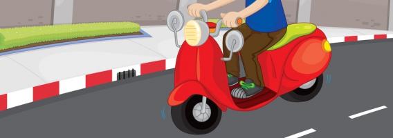 Los mejores consejos para que elijas tu  moto de 49cc