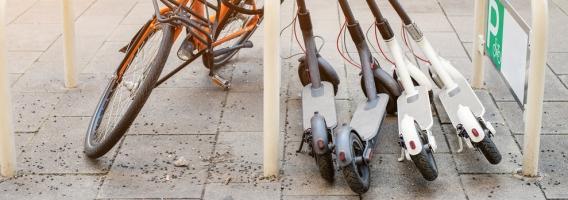 ¿Cómo evitar que te roben el patinete eléctrico?