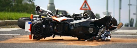 Radiografía de las víctimas y de los accidentes en moto