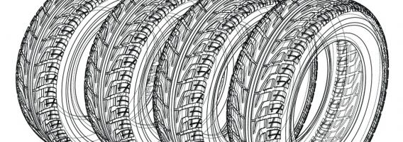 Aprende a saber cuántos años tienen tus ruedas