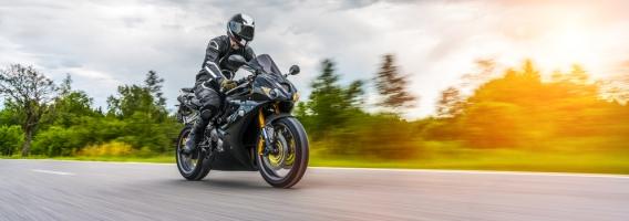 Las 10 infracciones más peligrosas en moto