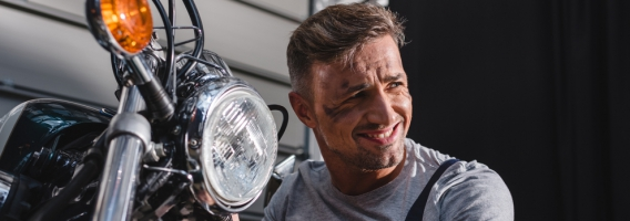 Los ocho elementos que  debes revisar en tu moto y cuándo