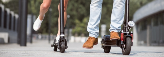 La GFIA solicita nuevas normas para los patinetes eléctricos