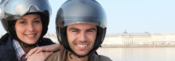 Consejos para que seas un buen pasajero de moto