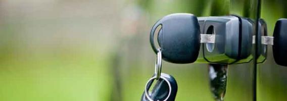 ¿Cubre el seguro la pérdida de las llaves del coche?