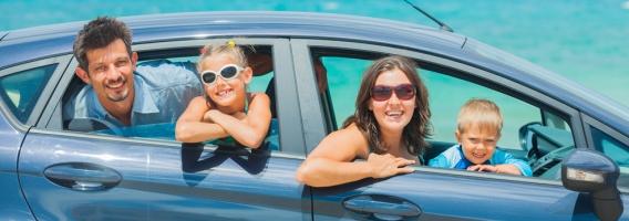 El 80% de los españoles utilizará el coche privado en sus viajes