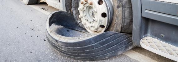 Un millón y medio de vehículos, con graves problemas en las ruedas