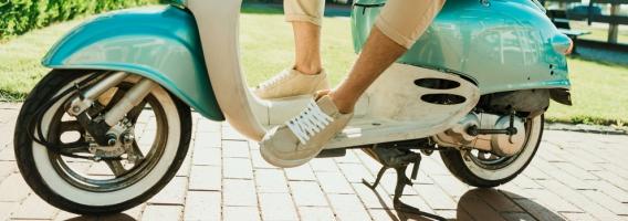 El 43% de los scooters tienen un seguro con cobertura de retirada de carnet