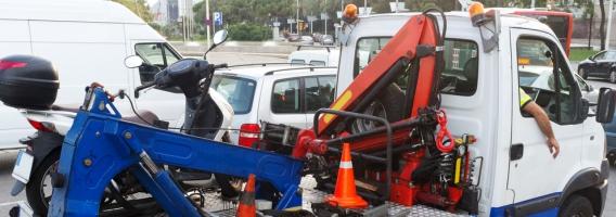 La mitad de los motoristas no tiene la cobertura de asistencia en carretera
