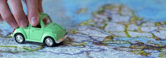 Las 5 coberturas que necesitas si viajas en coche al extranjero