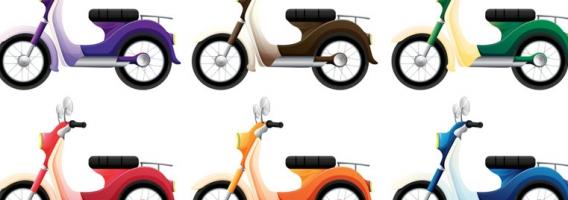 Todas las ventajas de los ciclomotores de 50cc