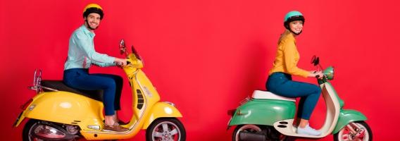 4 ventajas de contratar tu seguro de ciclomotor online