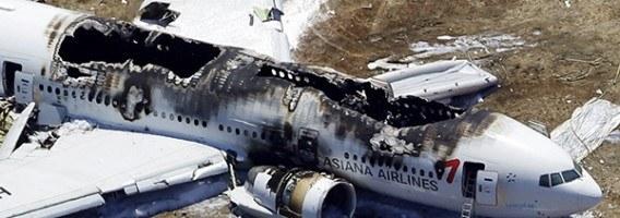 Los accidentes aéreos y el sector energético acumulan el 80% de las indemnizaciones de aseguradoras