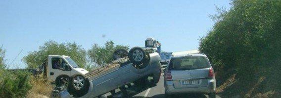Poner atención en carretera podría evitar 2 de cada 10 accidentes con víctimas