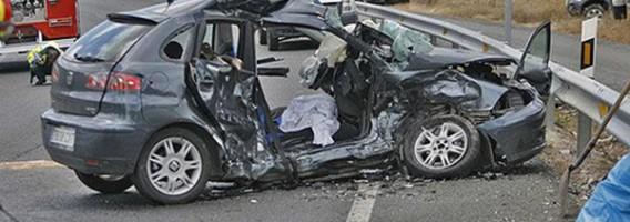 El 20% de los conductores no respeta la distancia de seguridad en carretera