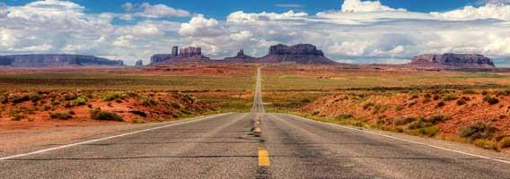 Deshidratación en la carretera