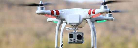 Drone Segurojoven