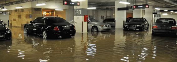 Las inundaciones en las costas peninsulares cuestan 19 millones a las aseguradoras