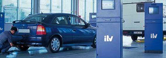 ITV de automóviles