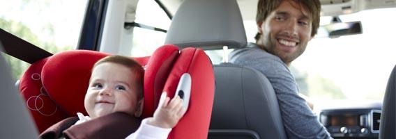 Menores en coche