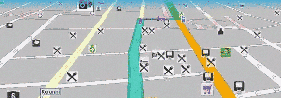 Navegación GPS gratuita