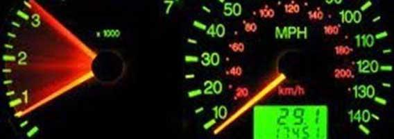 Limitadores de velocidad dentro de nuestro vehículo