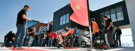 Competición Motostudent
